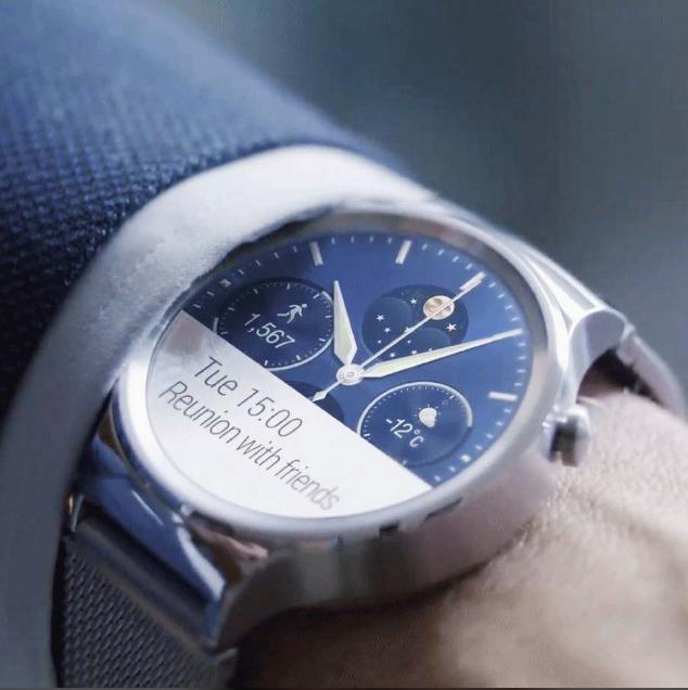 華為智能手表
